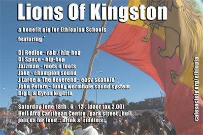 Lions Of Kingston