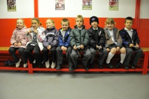 Hull Kingston Rovers stadium tour