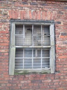 Old Window - Barmby