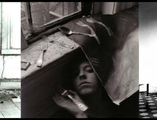 American photographer Francesca Woodman