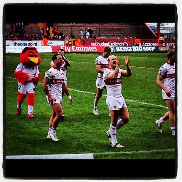 #hullkr 70. #castigers 12 well done boys