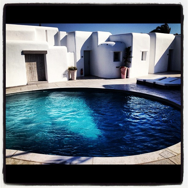 Home from home - Mykonos