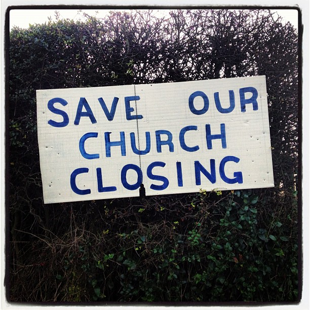 Save our church