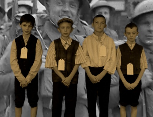 WWII songs from Swinemoor Primary