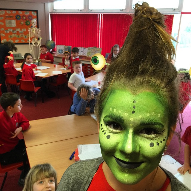 Comic Relief at Swinemoor Primary School