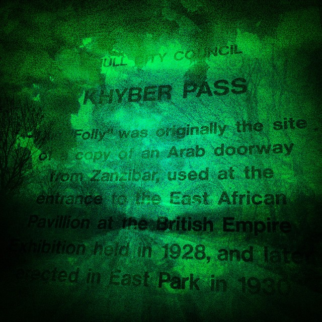 Khyber Pass - East Hull