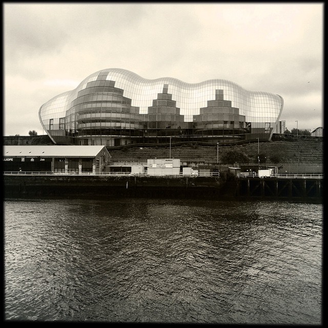 Sage Gateshead- Wow