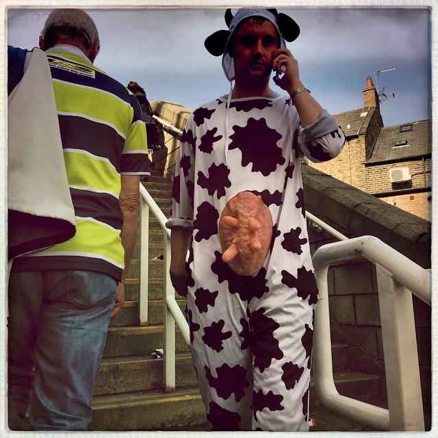 Milk sir? #magicweekend