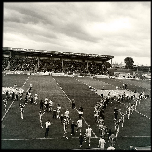 Hull KR vs Castleford Tigers #rfl #hullkr