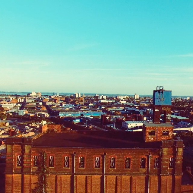 One of my favourite buildings in #hull #hullbuildings #dji #drone
